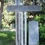 Denkmal für die Templer-Gemeinden